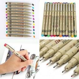 0.5 Art Manga Fine Point Copic Graphic Sketch Drawing Writin