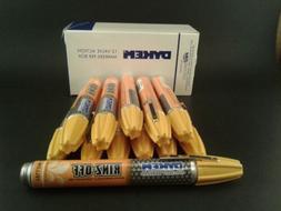 1 box #44757 DYKEM RINZ-OFF 12 Yellow Med. point paint marke