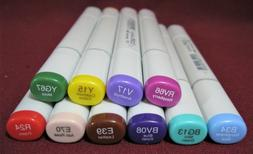 Copic Sketch Dual-Tip Markers - Assorted Colors / Series, *