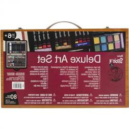 Darice 1103-08 Professional Art Set 80pc-