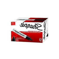 Sharpie 15001 Box of 12 Sharpie Pro King Size Chisel Tip Per
