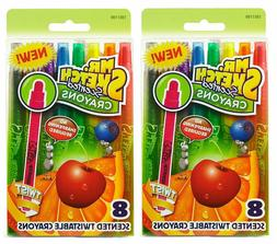 Mr. Sketch 1951199 Scented Twistable Crayons, Assorted Color