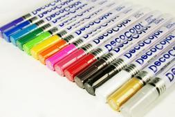 1pc Marvy Uchida Broad Line Fine Line Extra Fine Deco Color