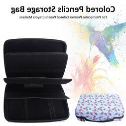 Hard Travel Case Storage Bag For <font><b>Prismacolor</b></f