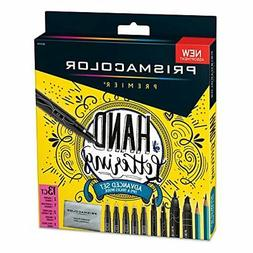 Prismacolor 2023754 Premier Advanced Hand Lettering Set with