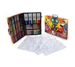 Crayola 516910 04-3315 Disney Pixar Incredible 2 Inspiration
