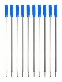 4.5 Inch Ballpoint Pen Refills for Cross Pens,Fine Point,  1