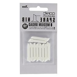 401439-Copic Sketch Marker Spare Nibs 10/Pkg