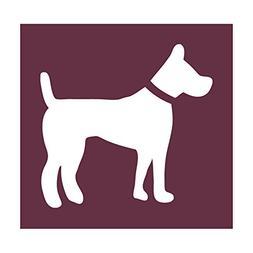 Auto Vynamics - STENCIL-DOGS-01 - Dog Design 1 Individual St