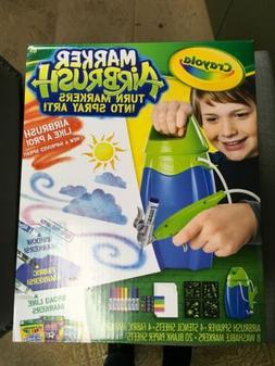 Crayola Marker Airbrush Set,