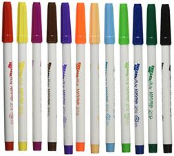 Mr. Sketch Stix Washable Watercolor Markers, Fine-Tip, Set o