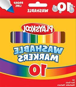 Playskool Washable Jumbo Markers