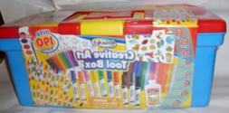 Roseart Creative Art Tool Box - Over 190 Pieces!