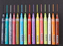 Acrylic Paint Marker Pens Set Pebble, Rock & Stone painting,