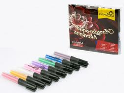 Permanent paint markers. Best marker pens for rocks,ceramic,