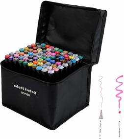Alcohol Markers Set Marker Dual Tips Art Supplies Sketch Mar