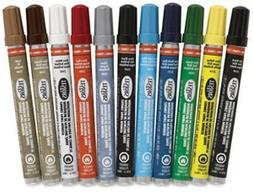 TESTORS all purpose ENAMEL PAINT MARKER plastic wood MODELIN