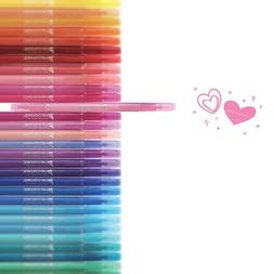 Tombow Aqueous Pen Play Color K Double-sided Marker, 36 Colo