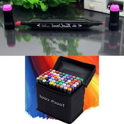 artist dual 24colors head sketch markers set