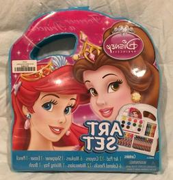 Artistic Studios Disney Princess Belle and Ariel Art Set