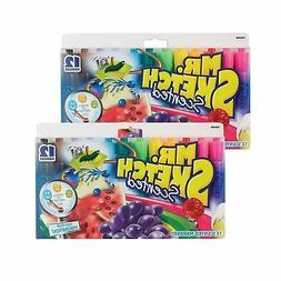 Mr. Sketch Assorted Scent Markers 12 Pack