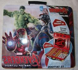avengers age ultron deluxe set