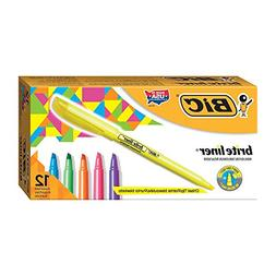 BIC BICBL11AST Brite Liner Highlighter