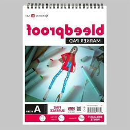 Bleedproof Sketching Drawing Layout Marker Paper Pad - on Sp