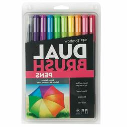 Tombow Brush Pen Set Markers Coloring Lettering Calligraphy