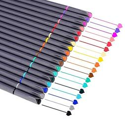 Journal Planner Pens Colored Pens Fine Point Markers Fine Ti