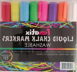 Car Window Markers Fluorescent Washable Liquid Chalk 1 Marke