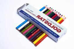 GoldStar China Markers Peel Off Grease Wax Pencil  US Seller