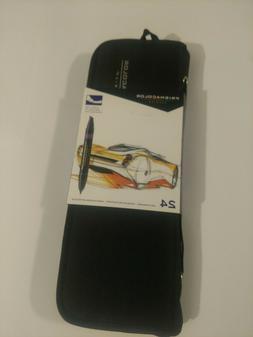 Chisel & Fine Tip - Prismacolor Premier Double-Ended Art Mar