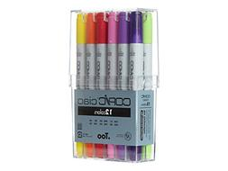 Copic Ciao Marker: 12-Color Basic Set