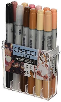 Copic Ciao Marker Set - Skin Tone
