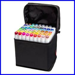 Classic Series Alcohol Based Dual Tip Art Markers(Set Of 7