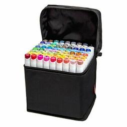 Bianyo Classic Series Alcohol-Based Dual Tip Art Markers(S