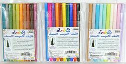 Marvy Uchida Color In Blendable Brush Tip Markers 10 pc Set