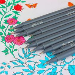 Colored Sketch Drawing Pen Fine Point Markers For Note Takin