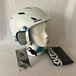 Marker Consort Ski Snowboard Helmet White Small 51-55cm NWT