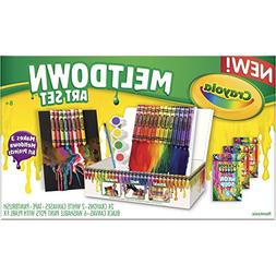 Crayola Meltdown Art Set