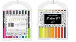 American Crafts, Creative Zen, Coloring Markers Box Set, 18