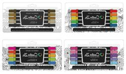 AMERICAN CRAFTS Creative Zen Coloring Markers - Set of 5 - C