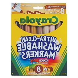CYO587801 - Crayola Multicultural Marker