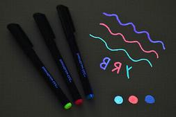 DirectGlow Invisible UV Blacklight Reactive Ink Marker Pen B