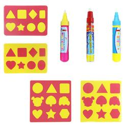 Drawing Water Pen Painting Magic Doodle Marker Kids Boy Girl