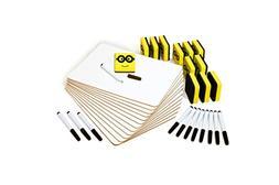 Dry Erase boards   Dry Erase Lap Boards Set of 12 Markers Er