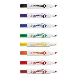 Avery 24411 MARK A LOT Desk-Style Dry Erase Marker, Chisel T