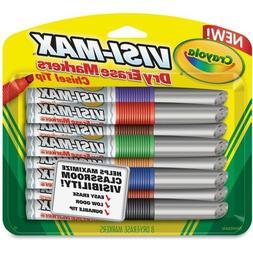 Crayola Dry Erase Markers , Visimax BL