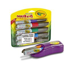 Crayola Dry Erase Markers & Magnetic Eraser Set, Classroom S